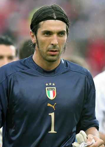 Gianluigi Buffon Italian Football Players